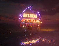ALEX SHERA - FIRE