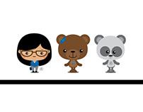 """Cute """"Chibi"""" Characters"""