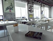 VŠLPUSS / High School of Art and Design / Belgrade