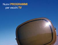 Nuovi programmi per vecchi TV