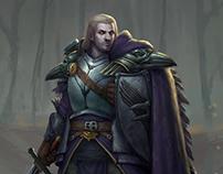 Wyren Kastorn D&D Character