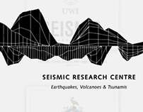 UWI Seismic Research Centre Tshirt Series