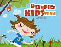 Olympics kids team