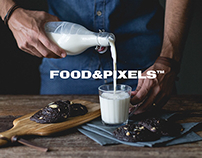 Food&Pixels Branding and Typography