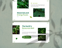 Enveron Nature Presentation Template