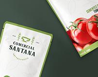 Comercial Santana l Id. Visual
