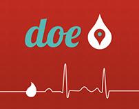 Doe - Donation Blood App #1