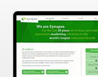 Synapse Group Site Design