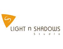 Corporate Identity - LIGHT n SHADOWS Studio