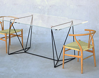 Table ORGM ( wired ) design Petyo Denev