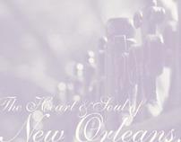 Sales Kit – Harrah's New Orleans Hotel