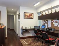 Apartment 4 - Furniture Design - Lima,Peru