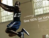 Adidas TechFit 09