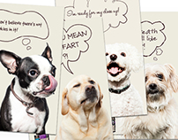 ORGANIX Pet Food Ads