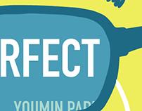 99% IMPERFECT Book design