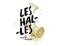 Les Halles / Le Grand Marché