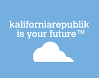 KALIFORNI REPUBLIK Tshirts design