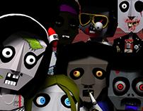 Zombie Rockstars