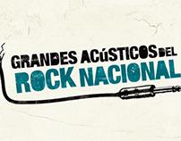 Grandes Acústicos del Rock Nacional