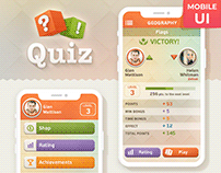 Quiz Mobile Game Concept
