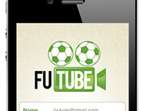 Aplicativo Futube para Iphone