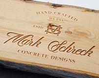 Mark Schreck Rebrand