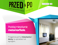 Przed & Po / Before & After
