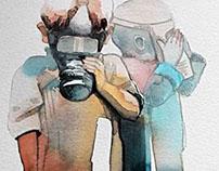 gas mask kids