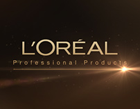 L'Oreal hair salons showreel