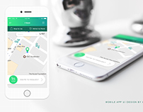 TownsMate Mobile App (UI Design)