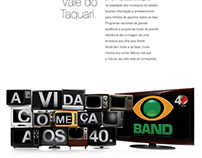 Band 40 anos