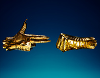 "Run The Jewels ""3"" album art photography"
