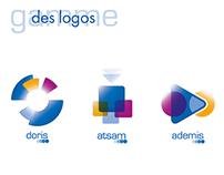 Logotype Gamme des logos produits