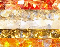 VoS LED - Custom crystal LED strips for apt. in London