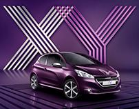 Peugeot / 208 XY
