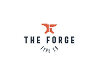 Brand Identity | The Forge Type Co