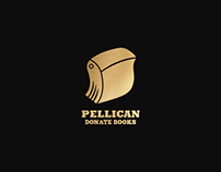 Branding - Pellican Donate Books