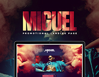 Miguel Promotional