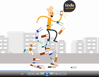 Amazon - Vídeo Kindle Unlimited