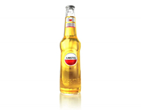 Amstel Beer for Russia