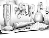 3D Demo Reel 2012