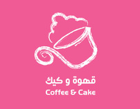 Coffee & Cake Identity