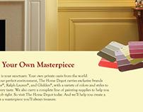Paint Ad Concept
