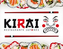 Branding - Restaurante Japonés KIRAI