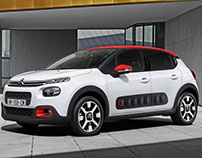 New Citroen C3 Mobile Ad