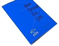 BEIT传媒公司 logo形象
