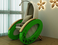 Pediatric Chair