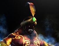 Djinn / Torchlight 2