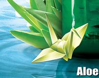 Aloe Vera Mini campaign