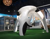 EXPO Shanghai 2010 - Stand Uruguay